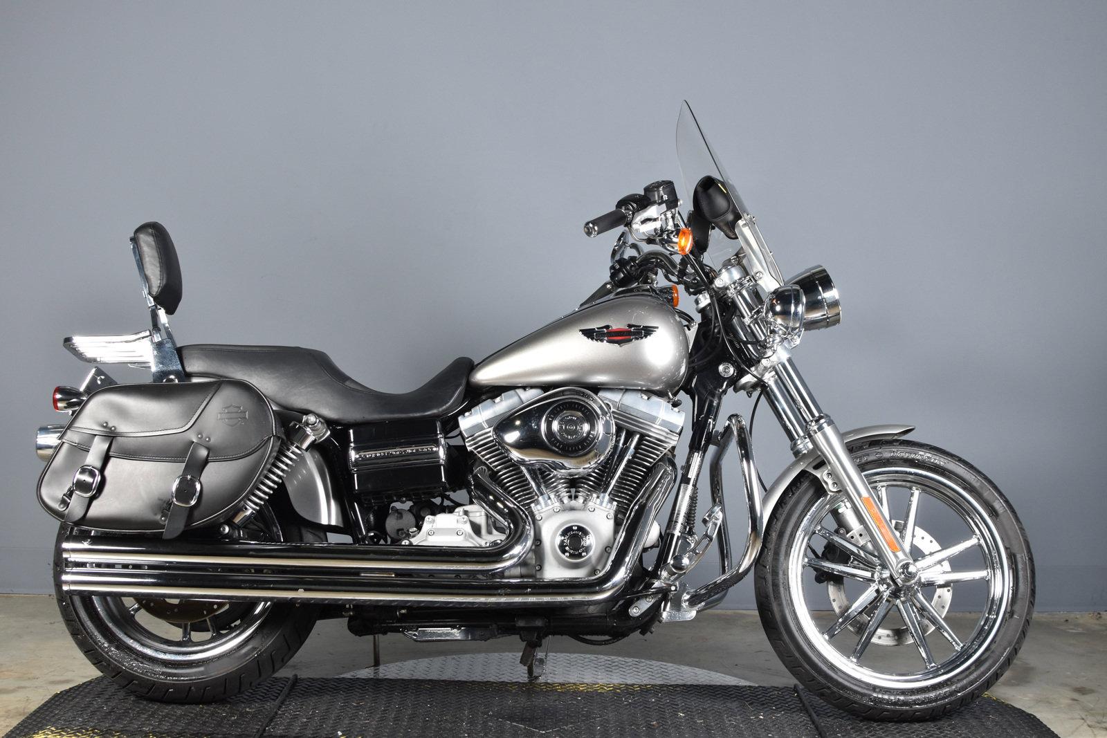 Pre-Owned 2009 Harley-Davidson Dyna Super Glide FXD