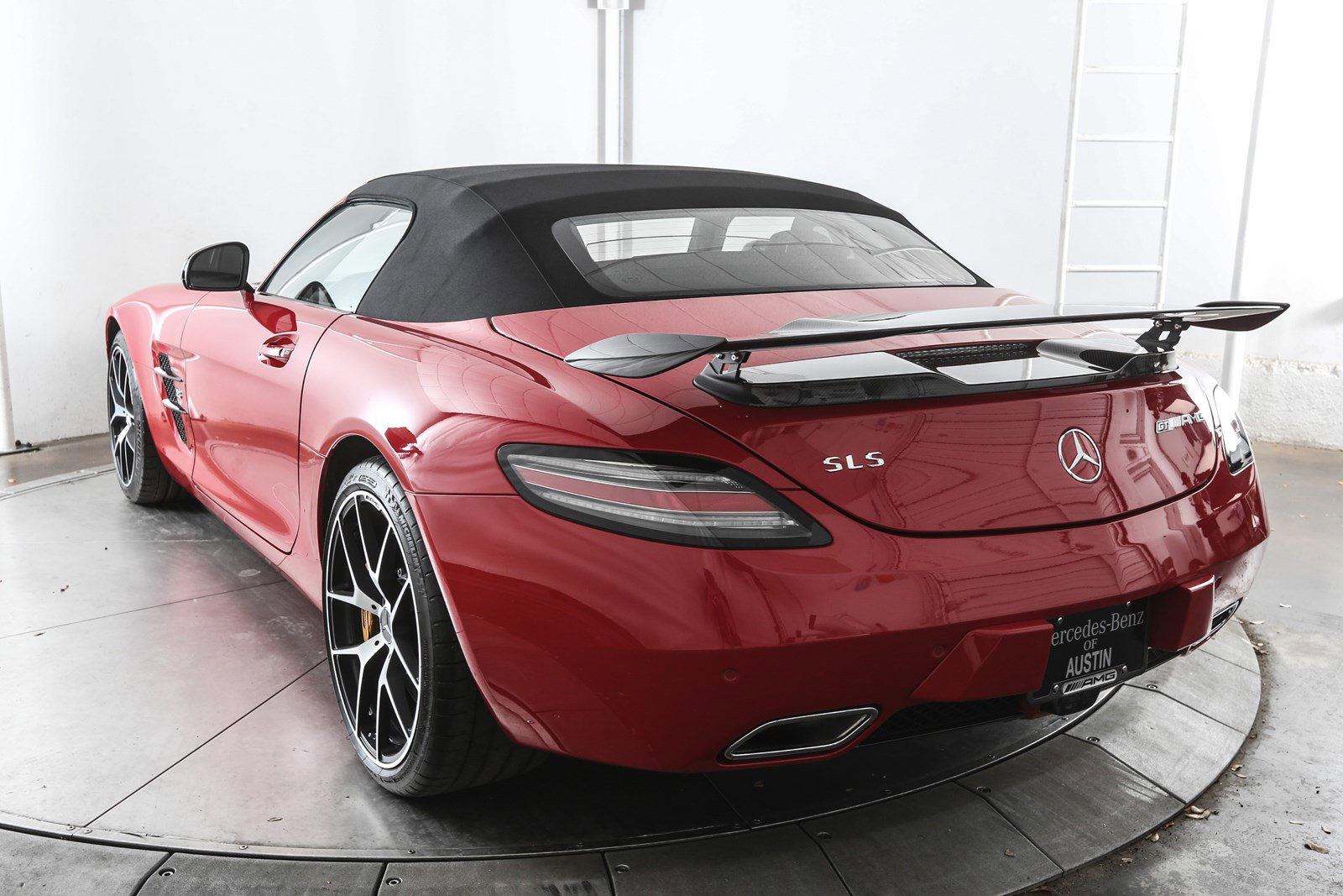 Pre-Owned 2015 Mercedes-Benz SLS AMG® GT FINAL EDITION