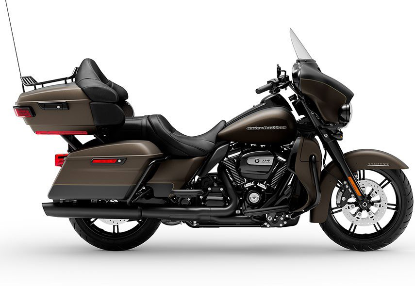 New 2021 Harley-Davidson Ultra Limited Black FLHTK