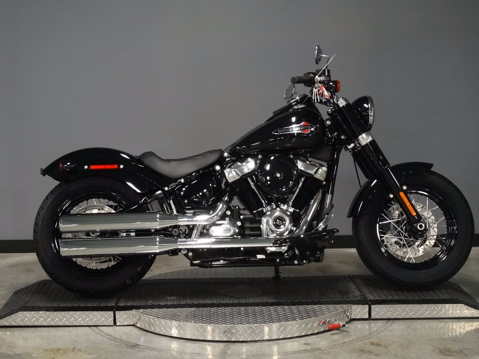New 2021 Harley-Davidson Softail Slim FLSL