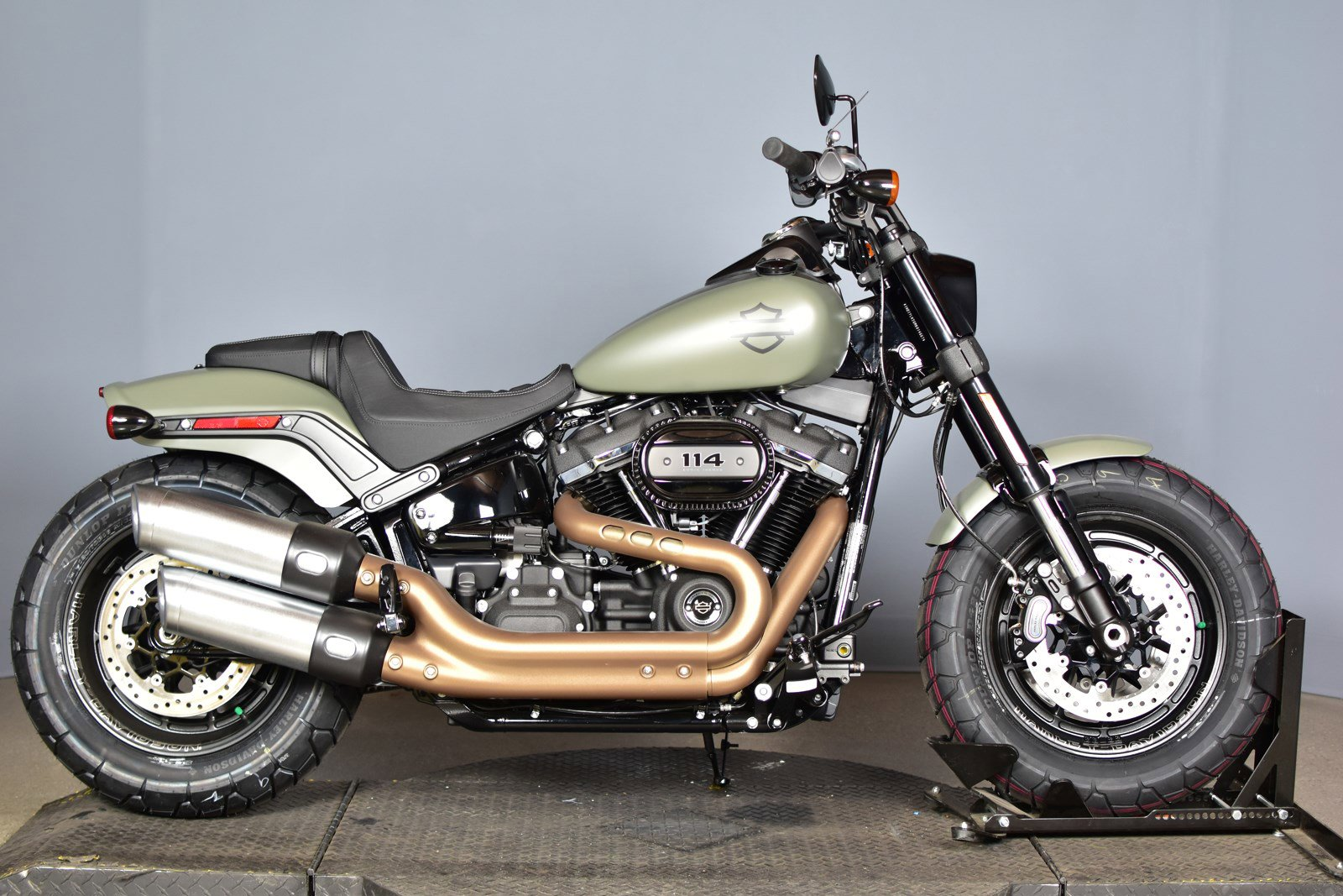 New 2021 Harley-Davidson Softail Fat Bob 114 FXFBS