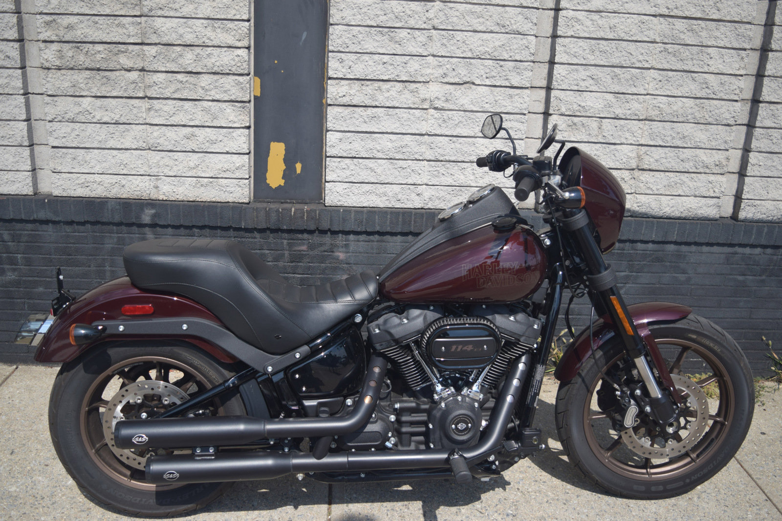 Pre-Owned 2021 Harley-Davidson Softail Low Rider S FXLRS