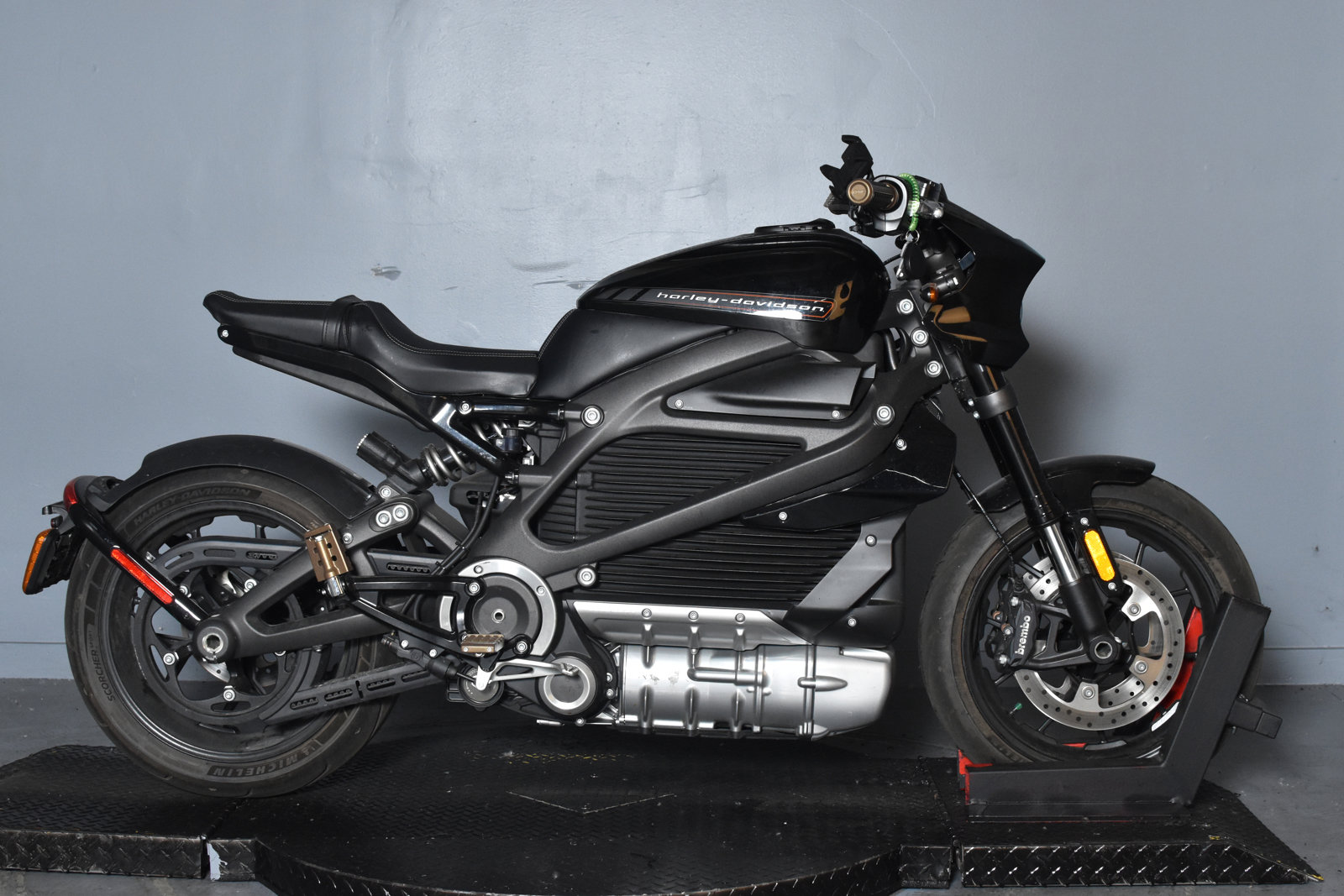 Pre-Owned 2020 Harley-Davidson Electric Livewire