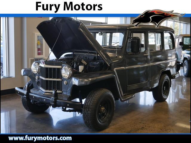 1962 Jeep
