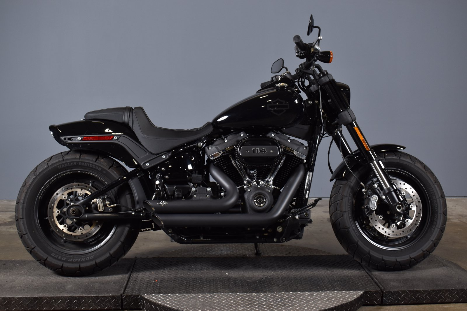 Pre-Owned 2021 Harley-Davidson Softail Fat Bob 114 FXFBS
