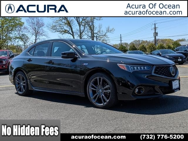 Certified Pre-Owned 2019 Acura TLX V6 w/Tech w/A-SPEC