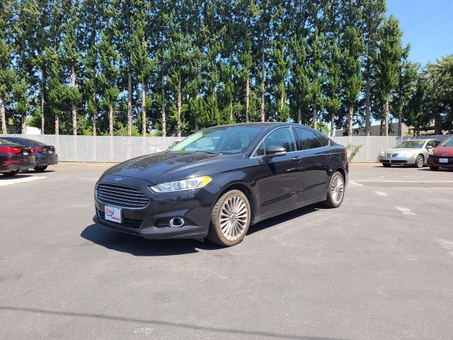 Pre-Owned 2014 FORD FUSION SEDAN