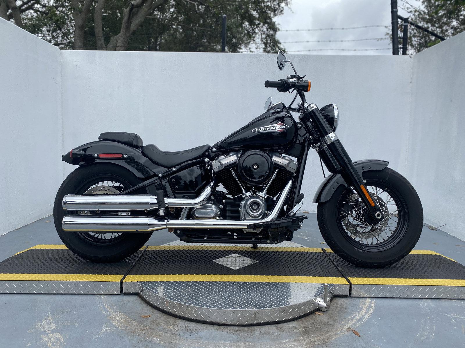 Pre-Owned 2019 Harley-Davidson Softail Slim FLSL