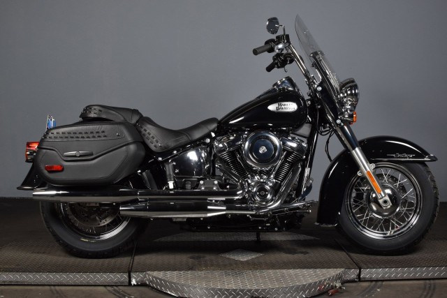New 2021 Harley-Davidson Softail Heritage Classic FLHC