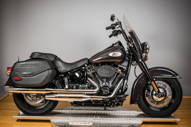 New 2021 Harley-Davidson Softail Heritage Classic 114 FLHCS