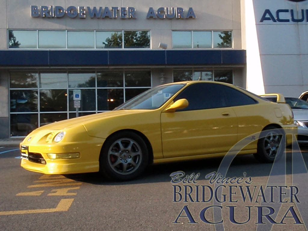 Pre Owned 2000 Acura Integra Type R Coupe In Bridgewater P6722as Bill Vince S Bridgewater Acura