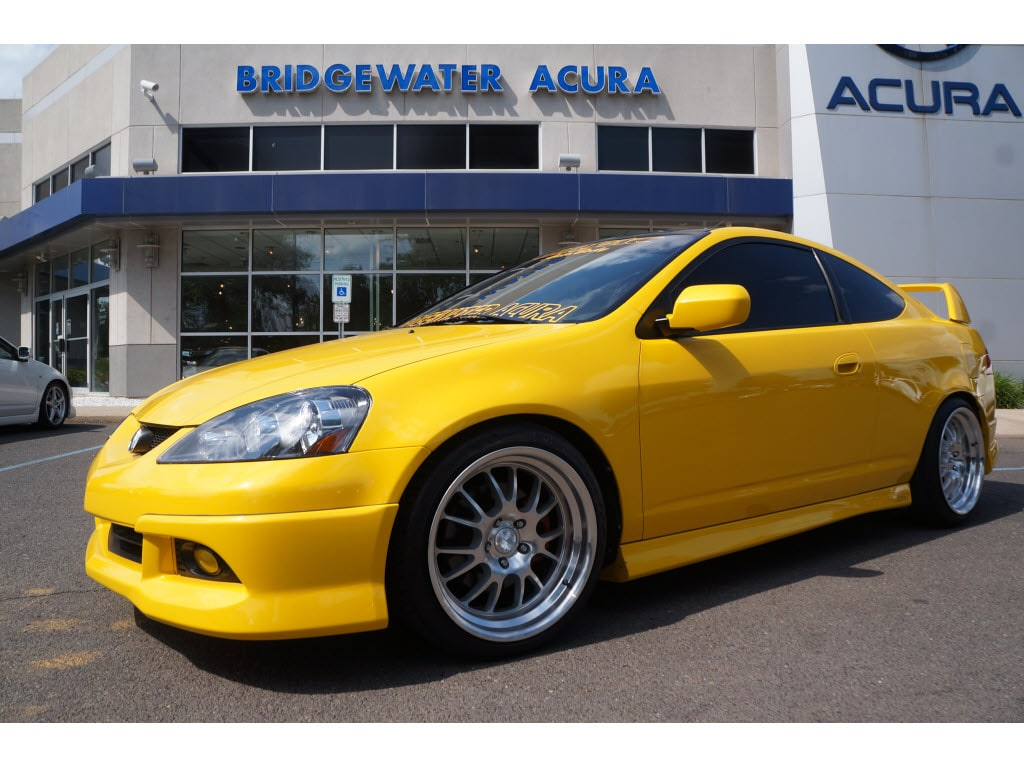 Pre Owned 2006 Acura Rsx Type S Coupe In Bridgewater P9667as Bill Vince S Bridgewater Acura