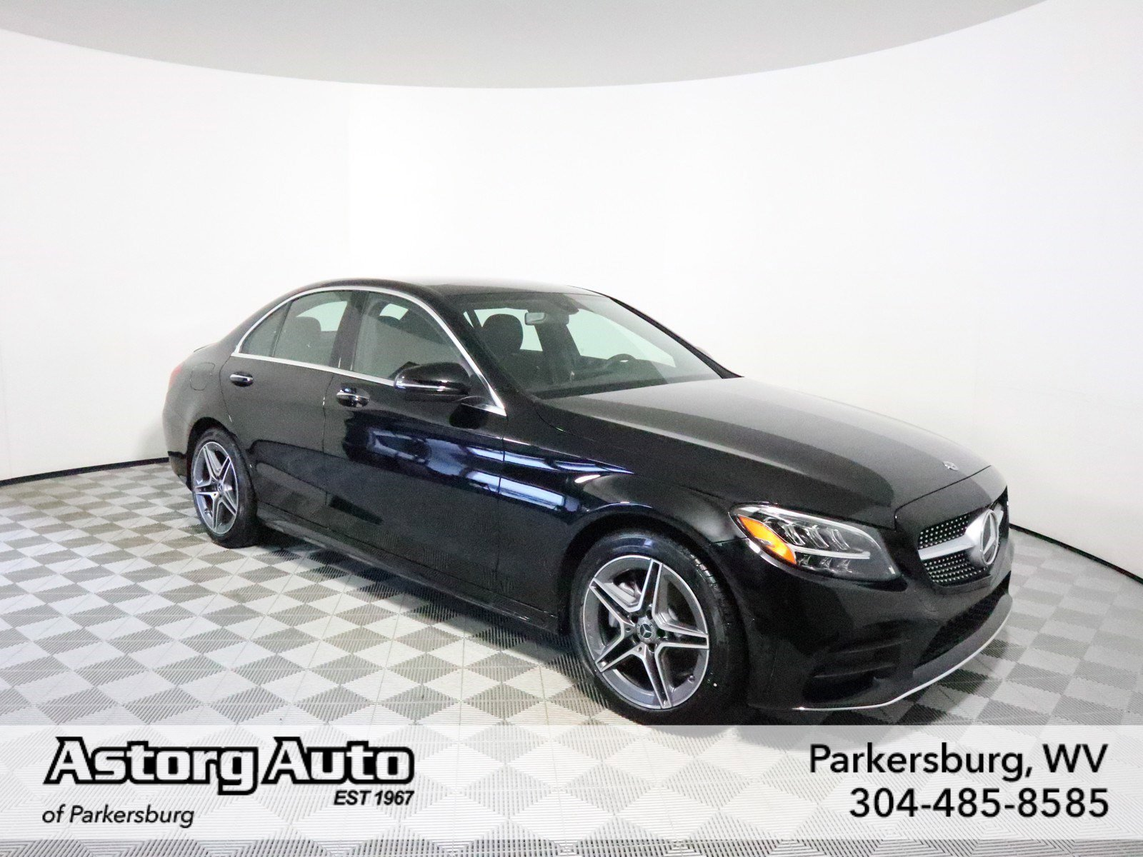 Certified Pre-Owned 2021 Mercedes-Benz C-Class C 300