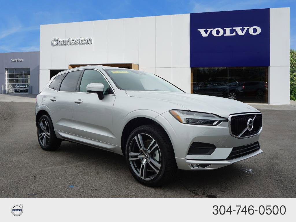 Certified Pre-Owned 2021 Volvo XC60 Momentum