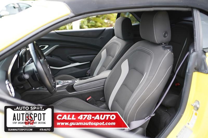 Pre-Owned 2016 Chevrolet Camaro 1LT