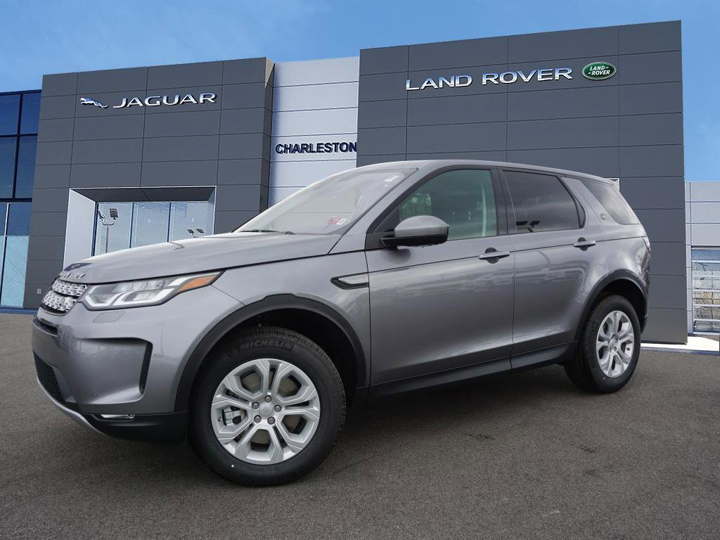 Certified Pre-Owned 2020 Land Rover Discovery Sport S