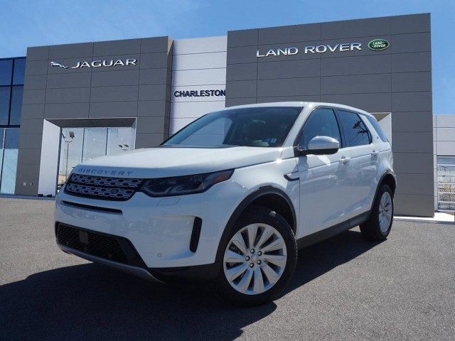 2021 Land Rover Discovery Sport SE