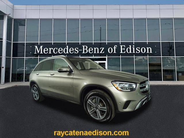 Pre-Owned 2021 Mercedes-Benz GLC GLC 300 4MATIC®