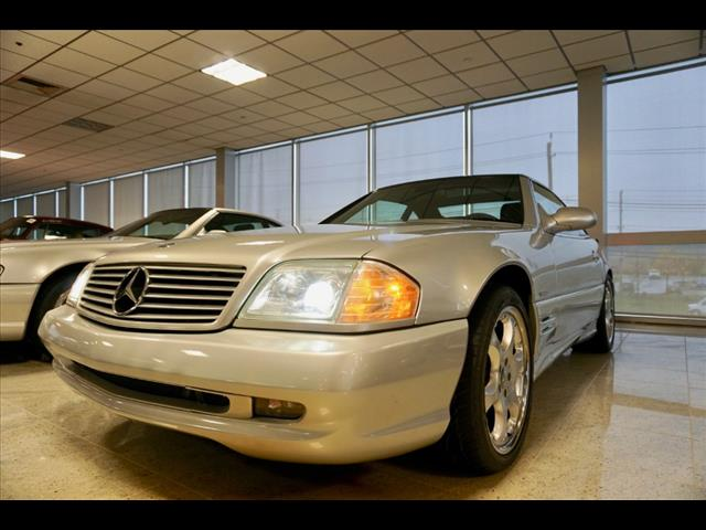Pre-Owned 2002 Mercedes-Benz SL600 SL 600