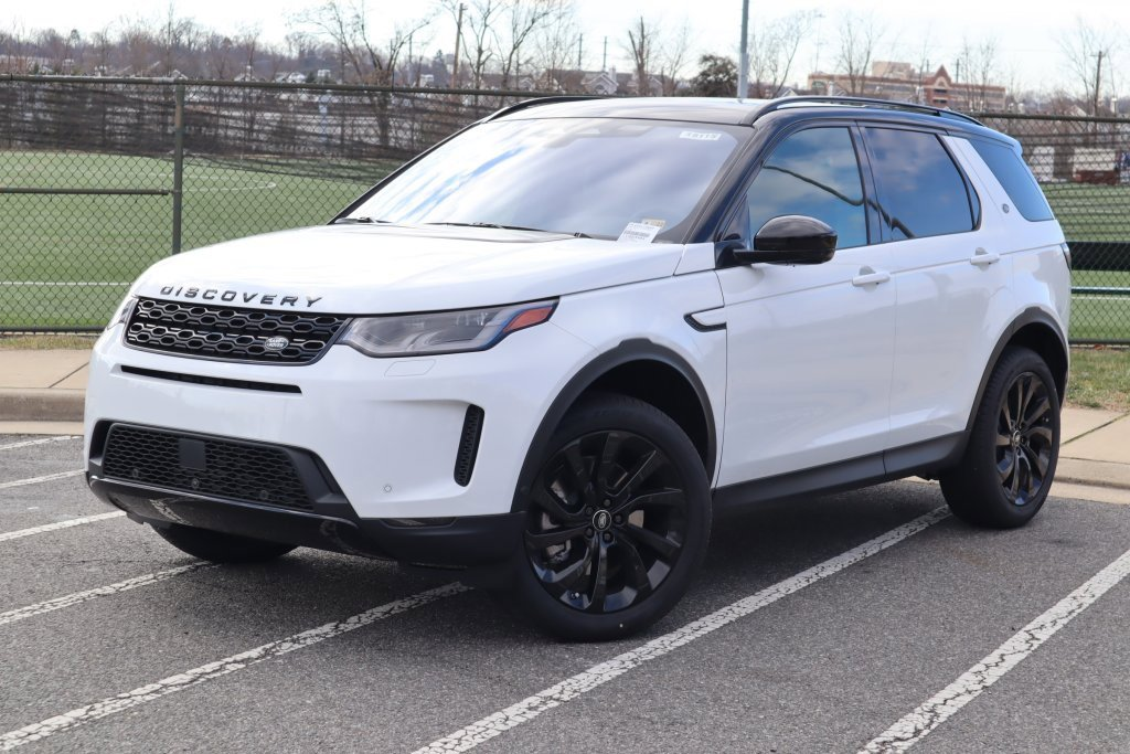 Pre-Owned 2021 Land Rover Discovery Sport S