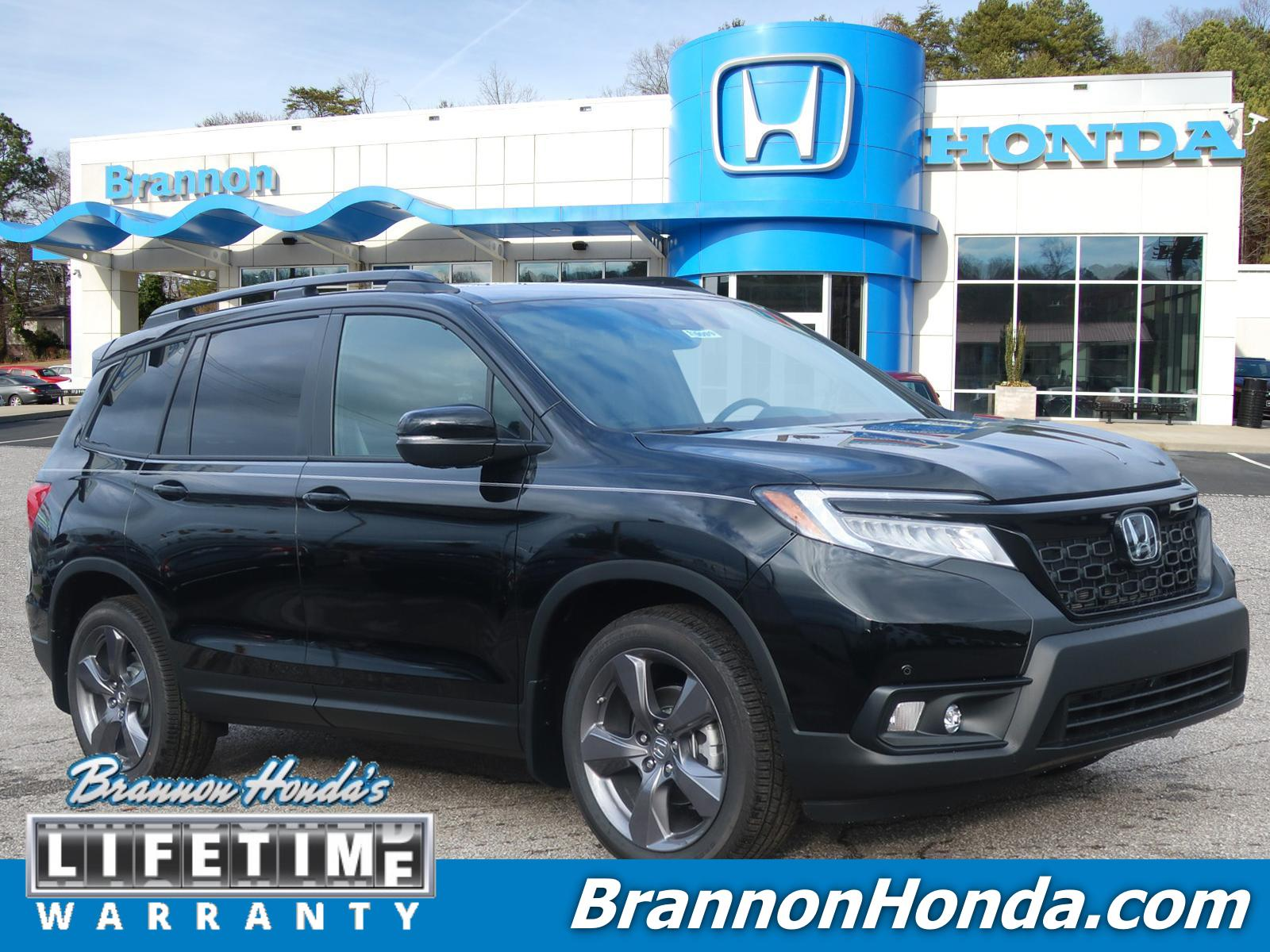 New 2021 Honda Passport Touring