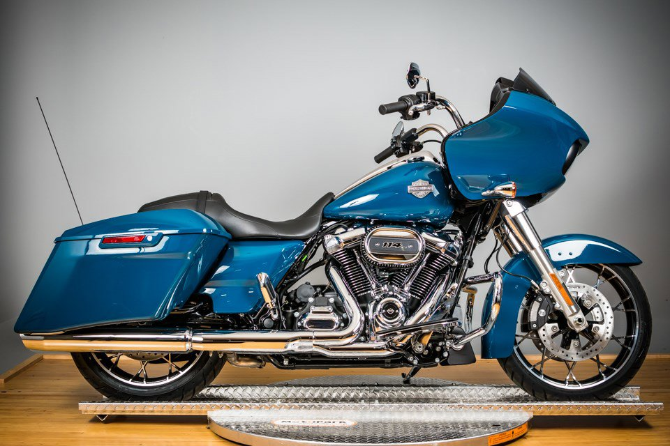 New 2021 Harley-Davidson Road Glide Special Chrome FLTRXS