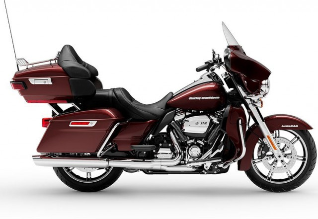 New 2021 Harley-Davidson Ultra Limited Chrome FLHTK