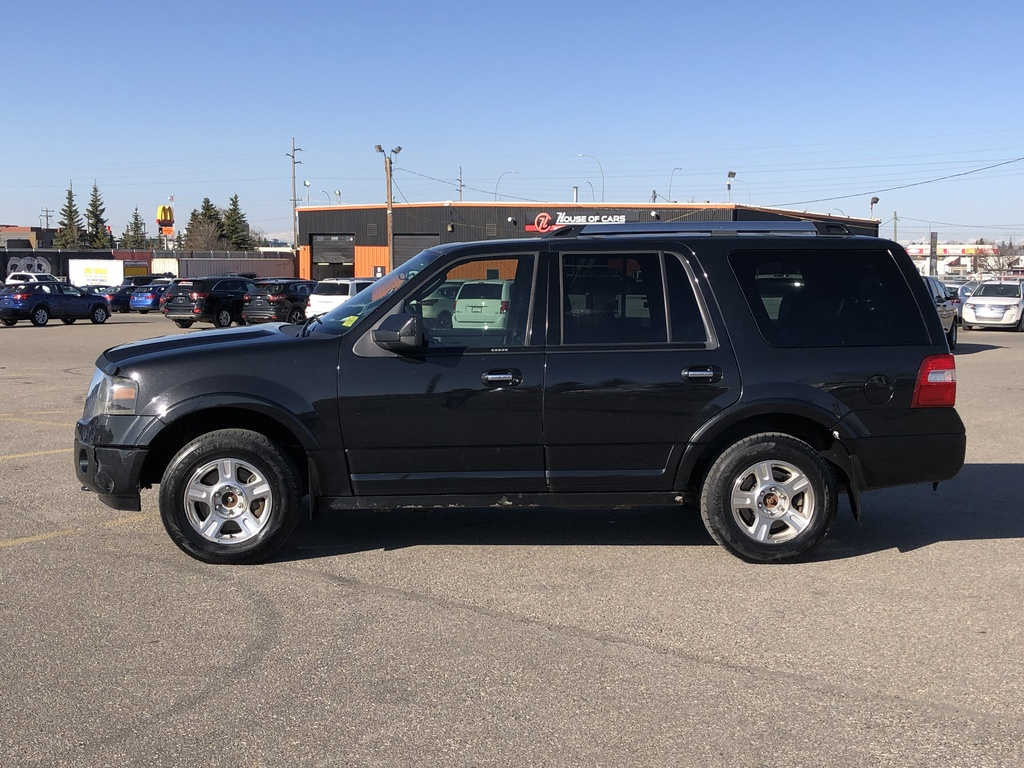 Pre-Owned 2011 Ford Expedition 4WD/ Limited /Heated Leather Seats/Back Up Camera
