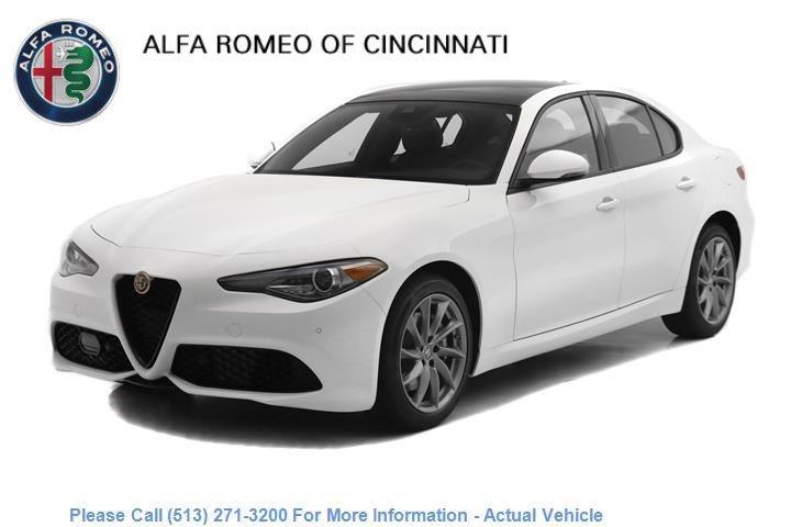 New 2022 Alfa Romeo Giulia