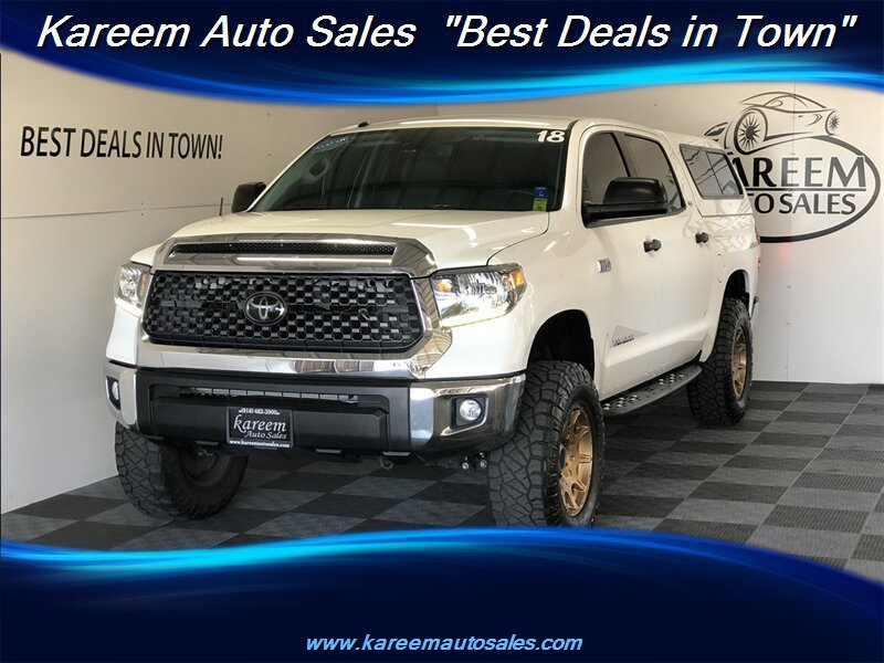 Pre-Owned 2018 Toyota Tundra 2WD