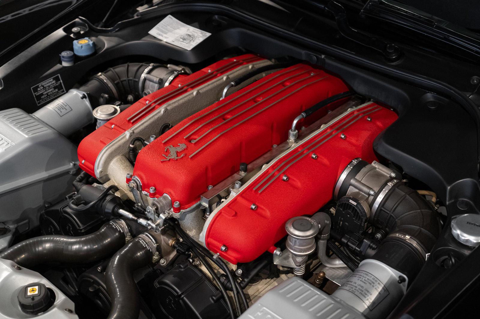 Pre-Owned 2005 Ferrari 612 Scaglietti