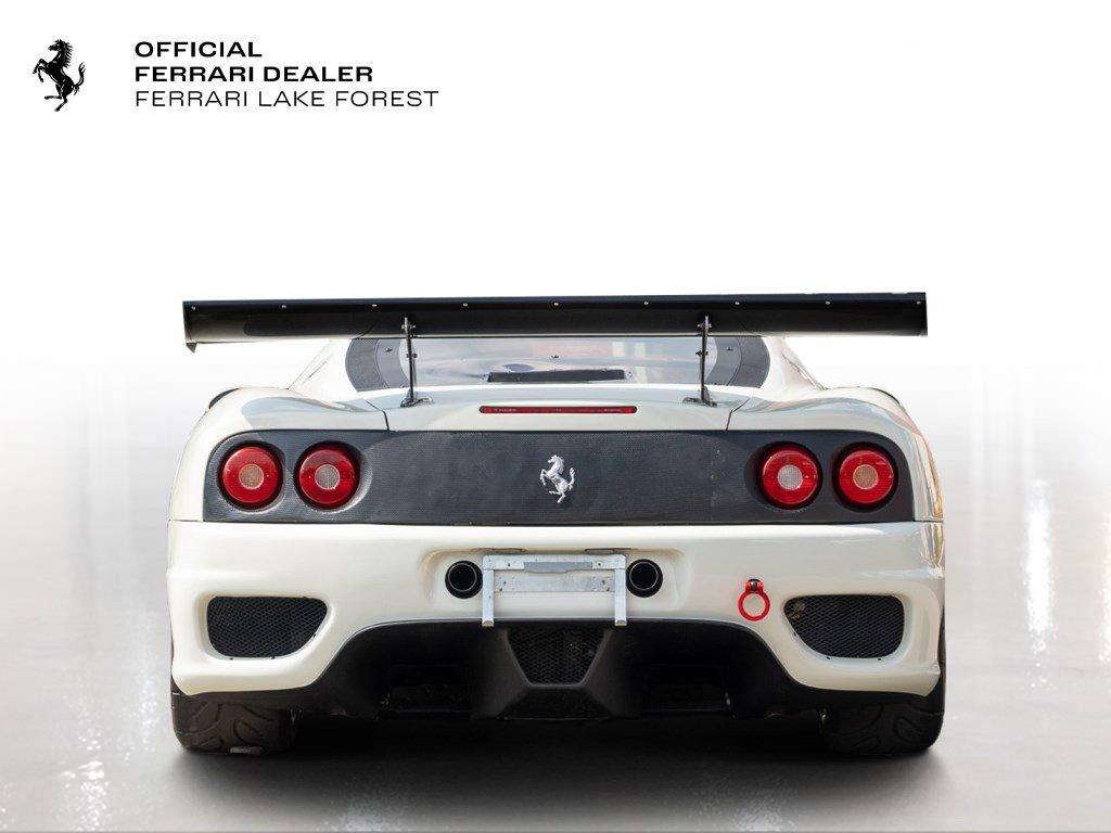 Pre-Owned 2000 Ferrari 360 Challenge Race Car