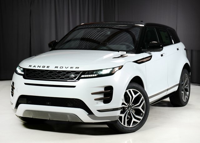 Pre-Owned 2021 Land Rover Range Rover Evoque R-Dynamic S