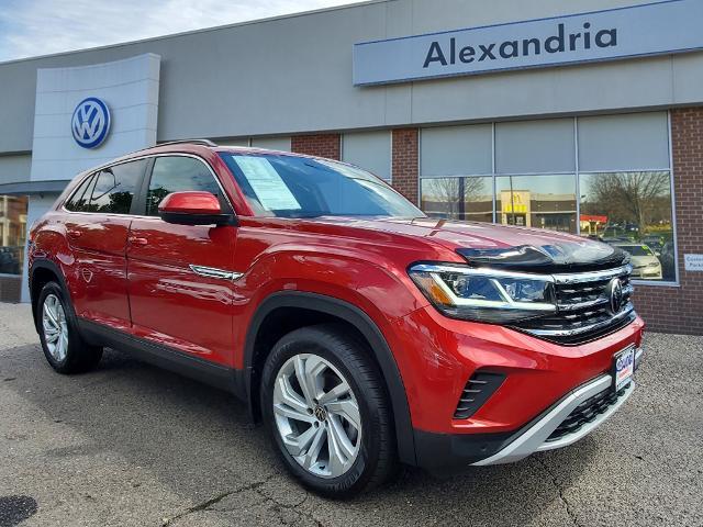 New 2021 Volkswagen Atlas Cross Sport 2.0T SEL