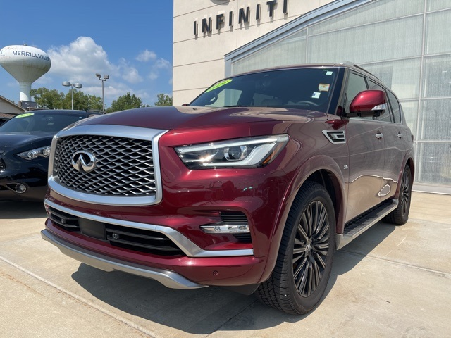 Certified Pre-Owned 2020 INFINITI QX80 Limited