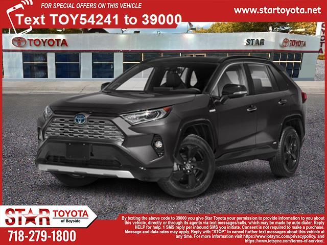 New 2021 Toyota RAV4 Hybrid XSE AWD (Natl)