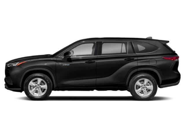 New 2021 Toyota Highlander Hybrid XLE AWD (Natl)