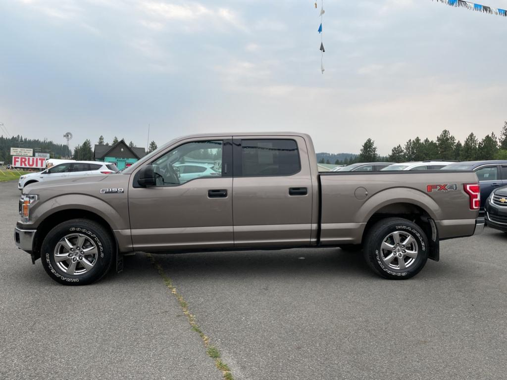 Pre-Owned 2018 Ford F-150 XLT FX4 EcoBoost 3.5L V6 *4x4* Truck