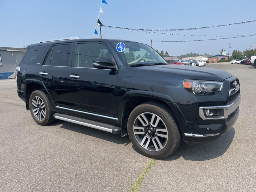Pre-Owned 2017 Toyota 4Runner Limited 4.0L V6 *4x4* SUV