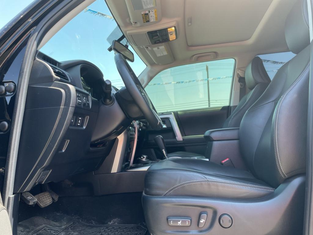 Pre-Owned 2018 Toyota 4Runner Limited 4.0L V6 *4x4* SUV