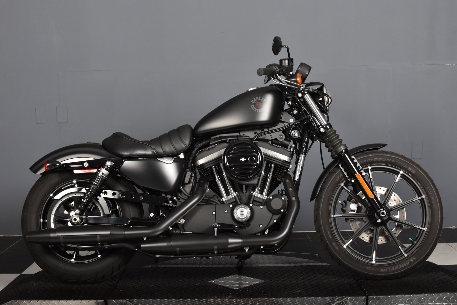 Certified Pre-Owned 2021 Harley-Davidson Sportster Iron 883 XL883N