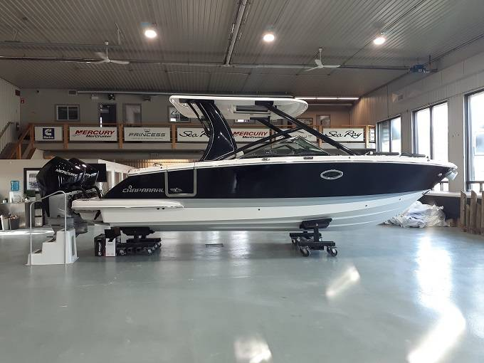 New 2021 CHAPARRAL 280 OSX