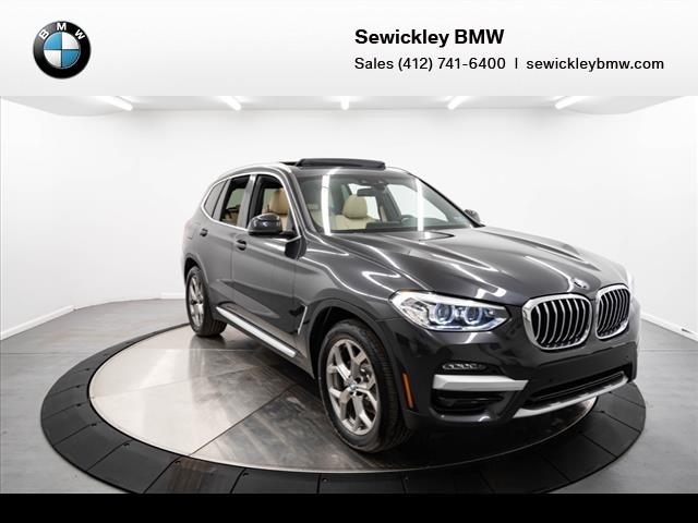 Pre-Owned 2021 BMW X3 xDrive30i With Navigation & AWD