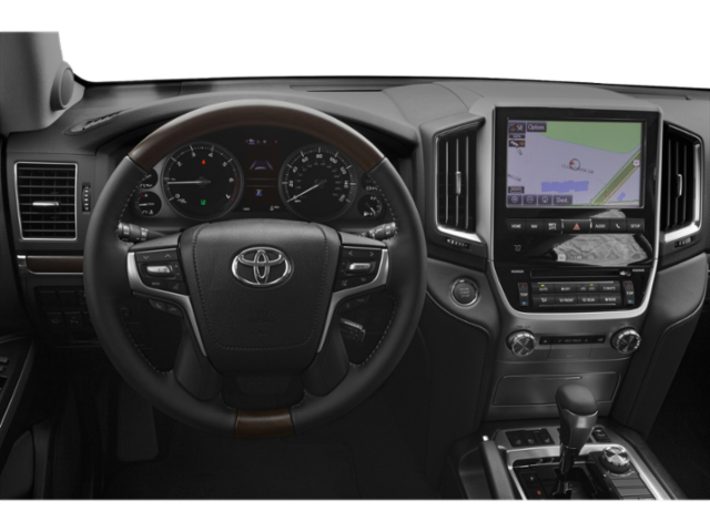 New 2021 Toyota Land Cruiser Base