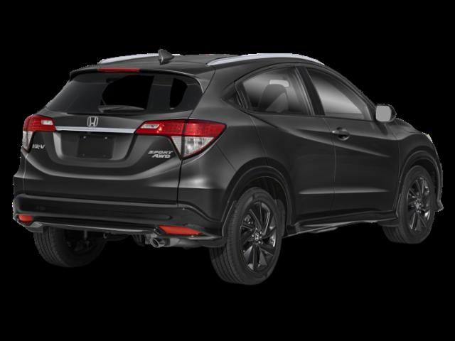 New 2021 Honda HR-V Sport