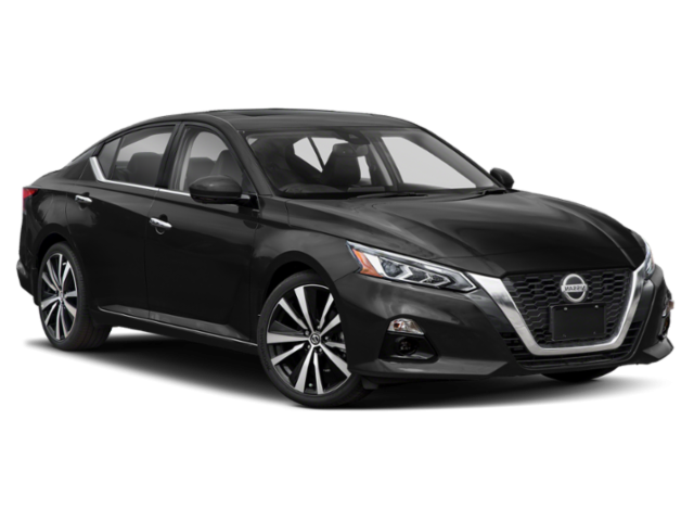 New 2021 Nissan Altima 2.5 Platinum AWD 4D Sedan