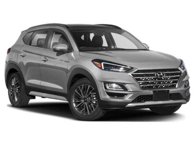 New 2021 Hyundai Tucson Ultimate AWD 4D Sport Utility