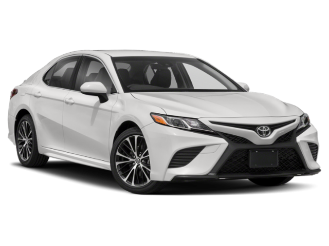 New 2020 Toyota Camry SE 4 FWD