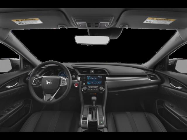 New 2021 Honda Civic Sedan EX-L