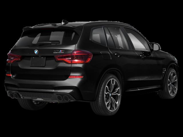 New 2021 BMW X3 M Sports Activity Vehicle